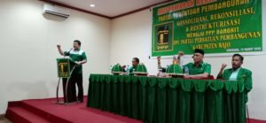 Ketua DPW PPP Sulsel Ajak Kader Bangkitkan Partai