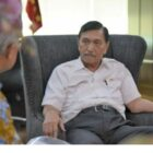 Menteri Kordinator Maritim dan investasi, Luhut Binsar Panjaitan (foto : internet)