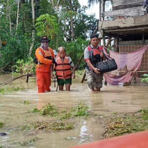 Dampak Musibah Banjir di Wajo, 5.513 Unit Rumah dan 19.769 Jiwa Terdampak di 47 Desa/Kelurahan