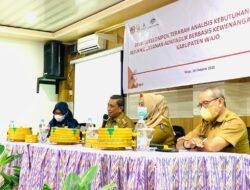 Workshop Action Plan LABKD, Bupati Wajo Harap Ada Ide dan Gagasan Baru yang Dilahirkan