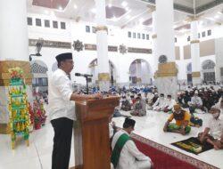 Wakil Bupati Wajo hadiri Maulid Nabi yang dilaksanakan PP Pontren As'adiyah Sengkang