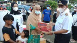 Prihatin Nasib Korban Bencana Angin Kencang, Pemkab Wajo Salurkan Bantuan